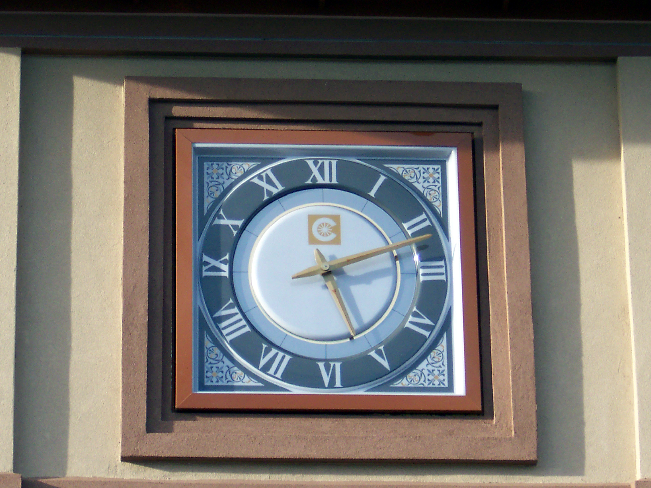 Illuminated tower clocks 3 highland ranch 004g amipublicfo Image collections